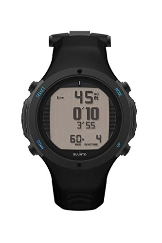 Suunto D6i Novo in Black for comparison