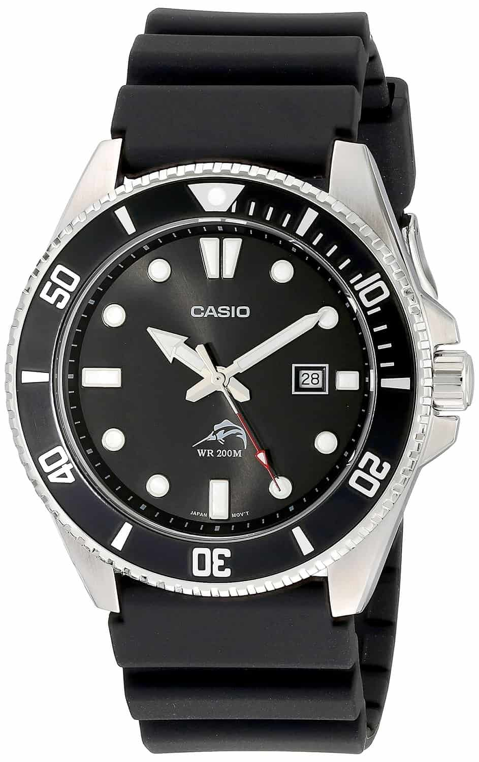 Casio Men MDV106-1AV 200M Duro Analog Watch