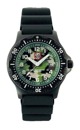 Luminox Men's 8418 Black Ops Watch