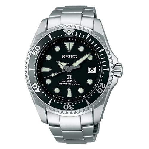 SEIKO PROSPEX Men's Watch Diver Mechanical Self-winding (with manual winding) Waterproof 200m Hard Rex SBDC029