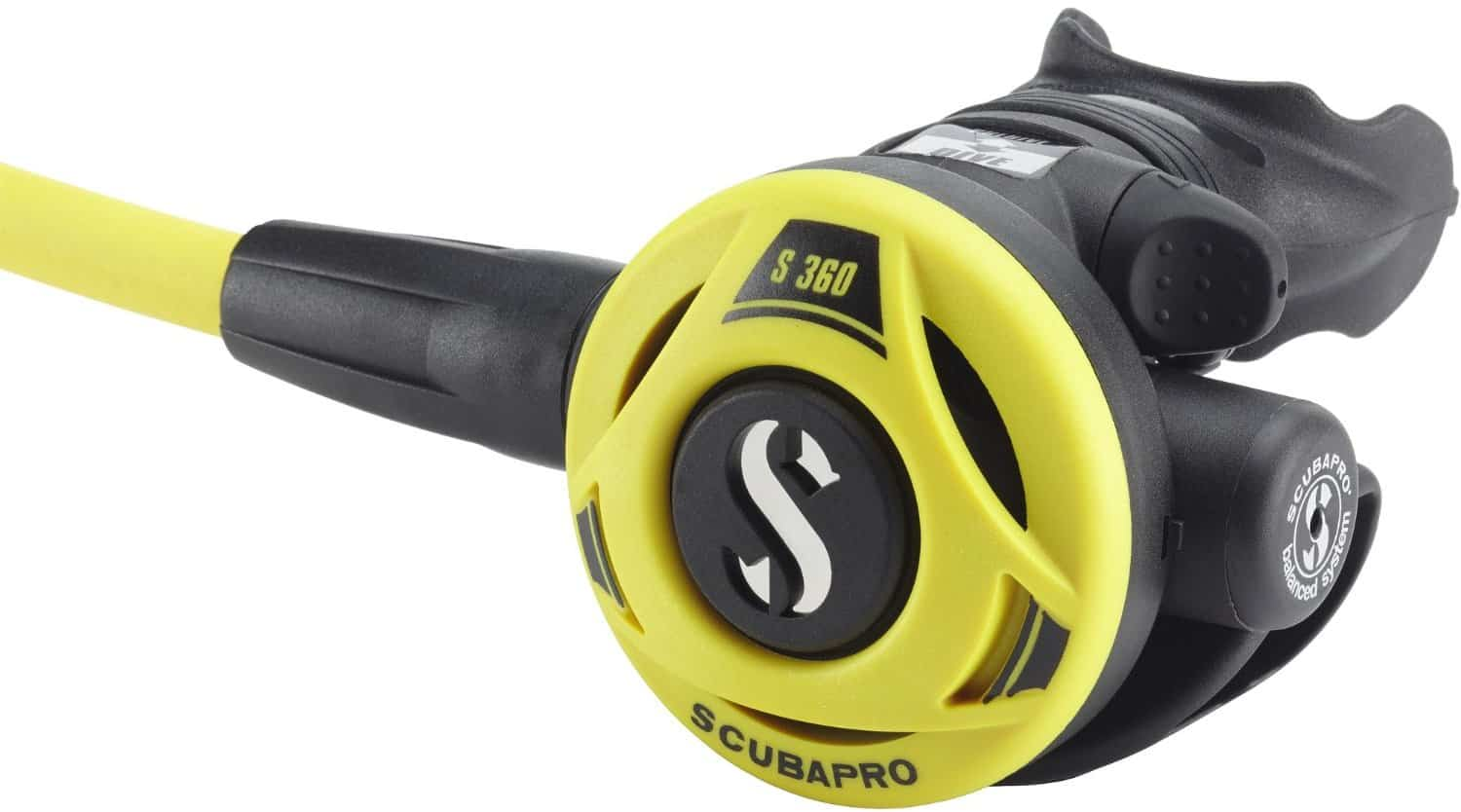 ScubaPro S360 Balanced Octo Regulator