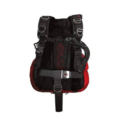 Hollis SMS75 Sidemount Harness BCD