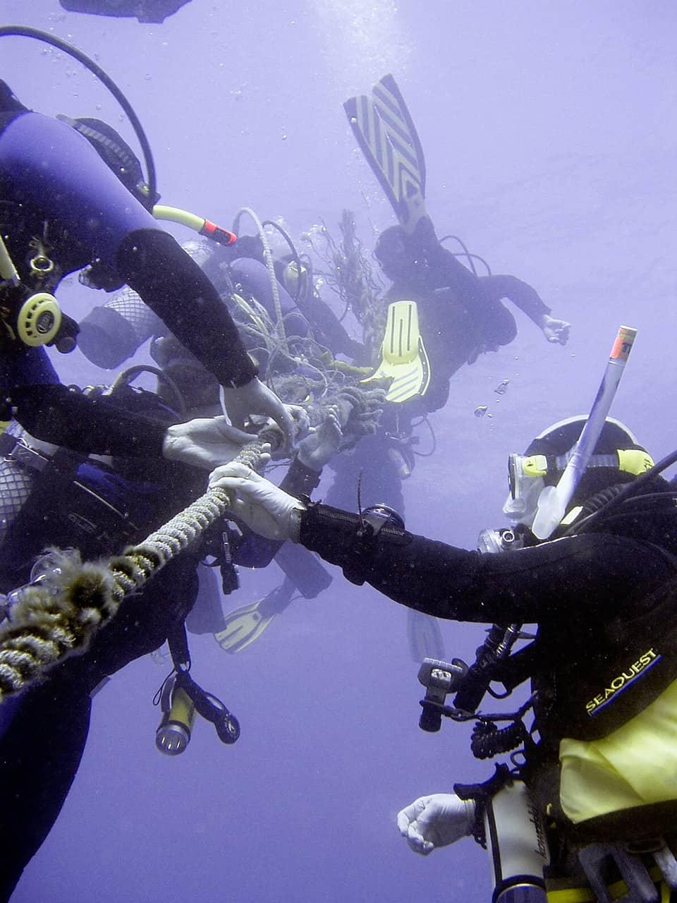 Tips for Equalizing when Scuba Diving