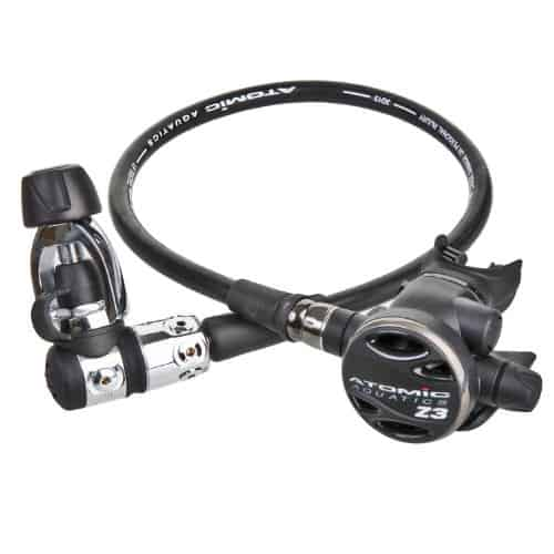 Sealed Atomic Aquatics Z3 Regulator