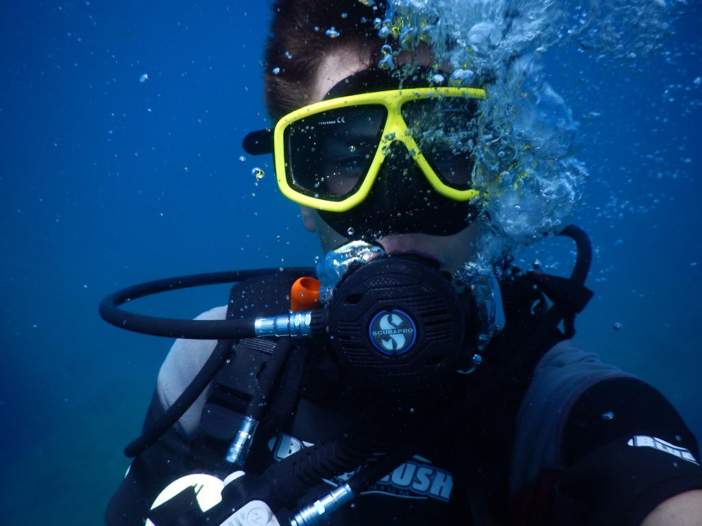 Decompression Diving - What is it