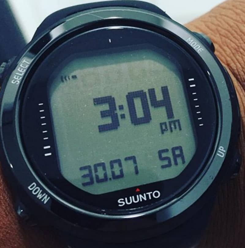 D4i Novo - Black: One of the Dive Computers from Suunto