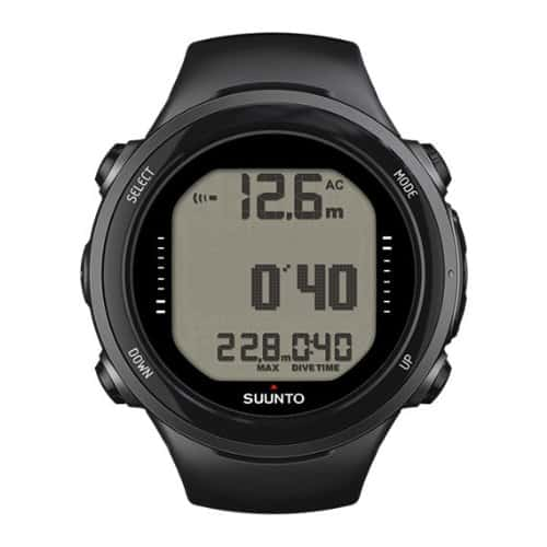 Comparison of the Suunto Watch Sized black Novo model