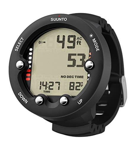 Suunto Zoop Novo in Black to compare