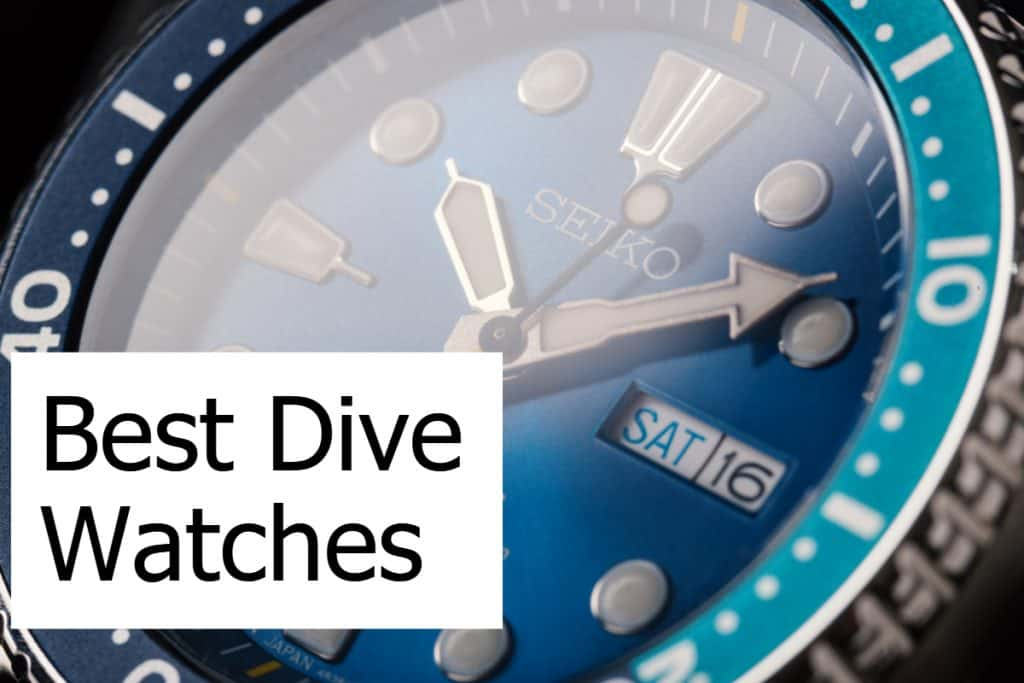 A closer look at what the best dive watches are