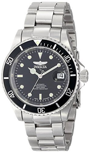 Invicta Men's 9937 Pro Diver Collection Coin-Edge Swiss Automatic Watch
