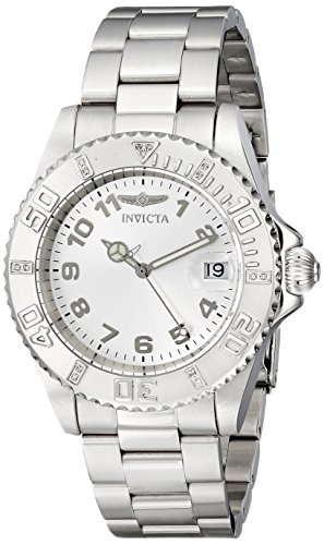 Invicta Women's 15248 Pro Diver Stainless Steel Dive Watch