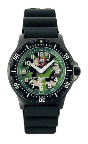 Luminox Men's 8418 Black Ops Watch