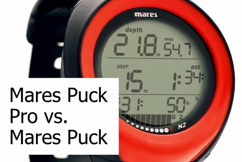 Comparing the Mares Puck and Puck Pro!