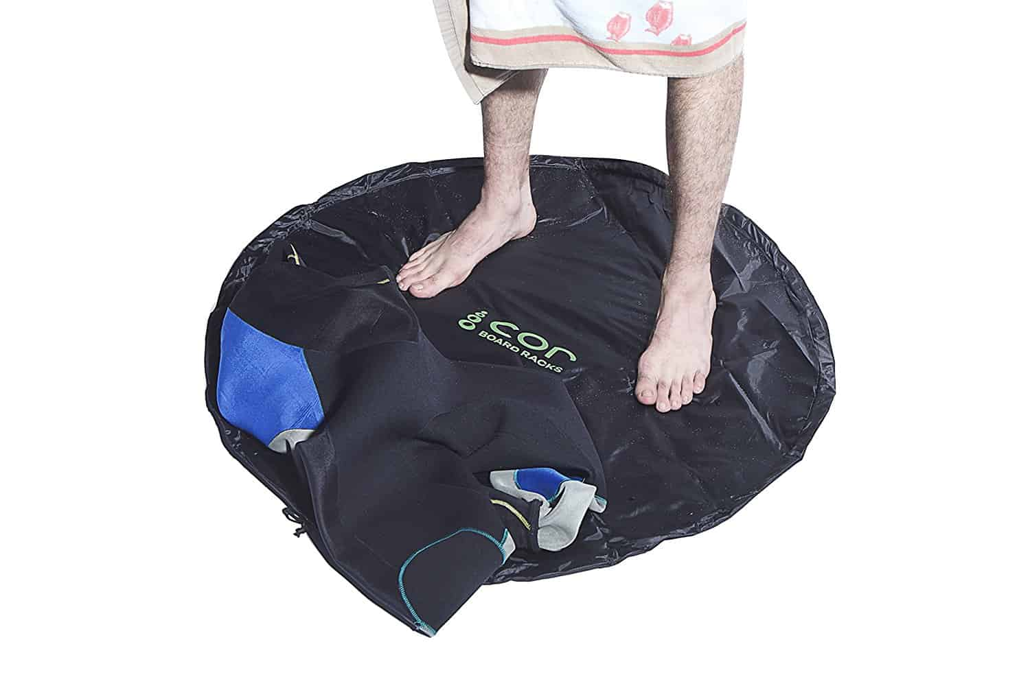 COR Surf Wetsuit Changing Mat and Bag
