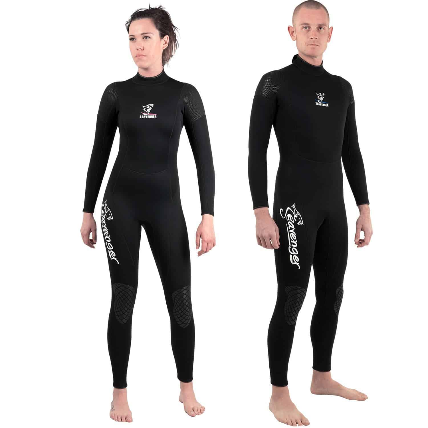 Seavenger Men and Women 3mm Full Wetsuit