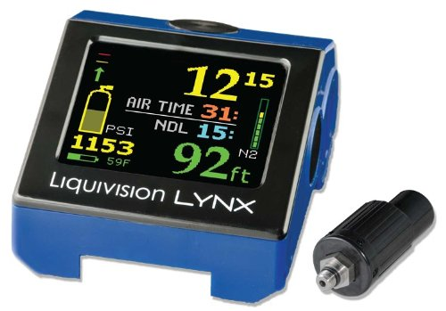 Liquivision Lynx with Air Integration - Blue