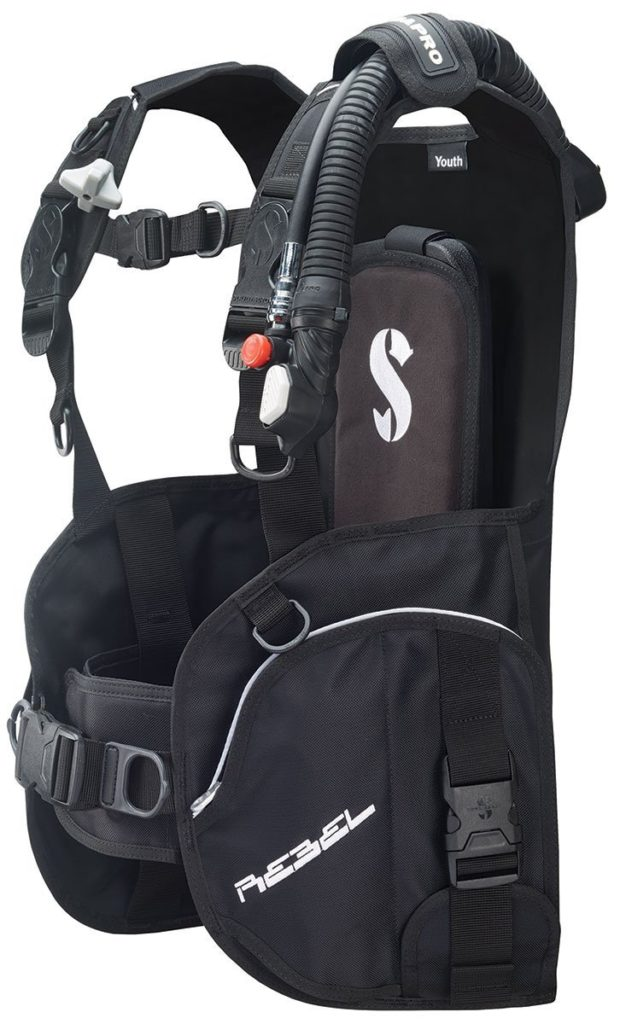 ScubaPro Rebel Youth BCD