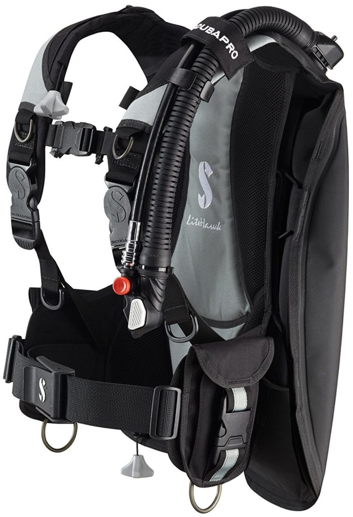 Scubapro Litehawk Back Inflated BCD
