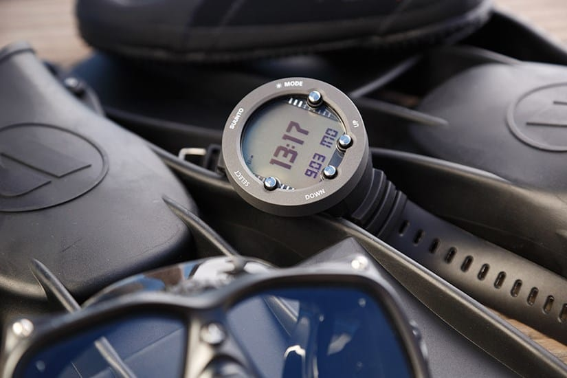 Vyper Novo from Suunto - Specifications