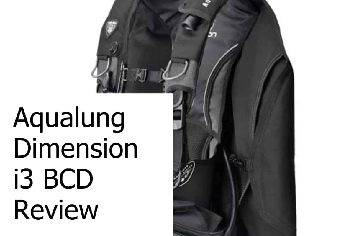 Review of the Dimension i3 BCD by Aqua Lung