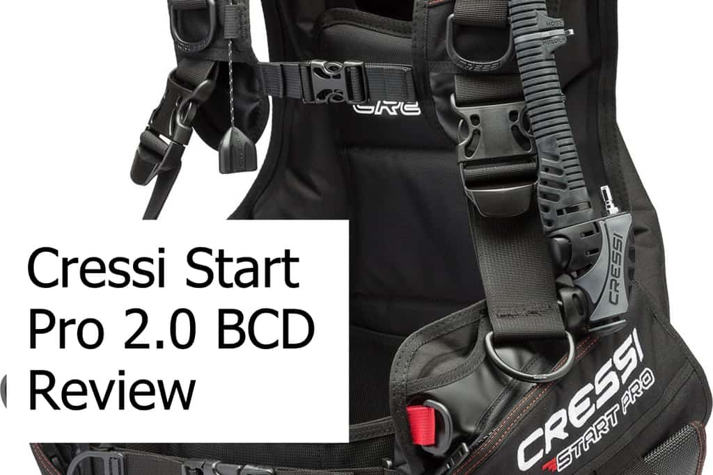 Review of the Start Pro 2.0 BCD by Cressi
