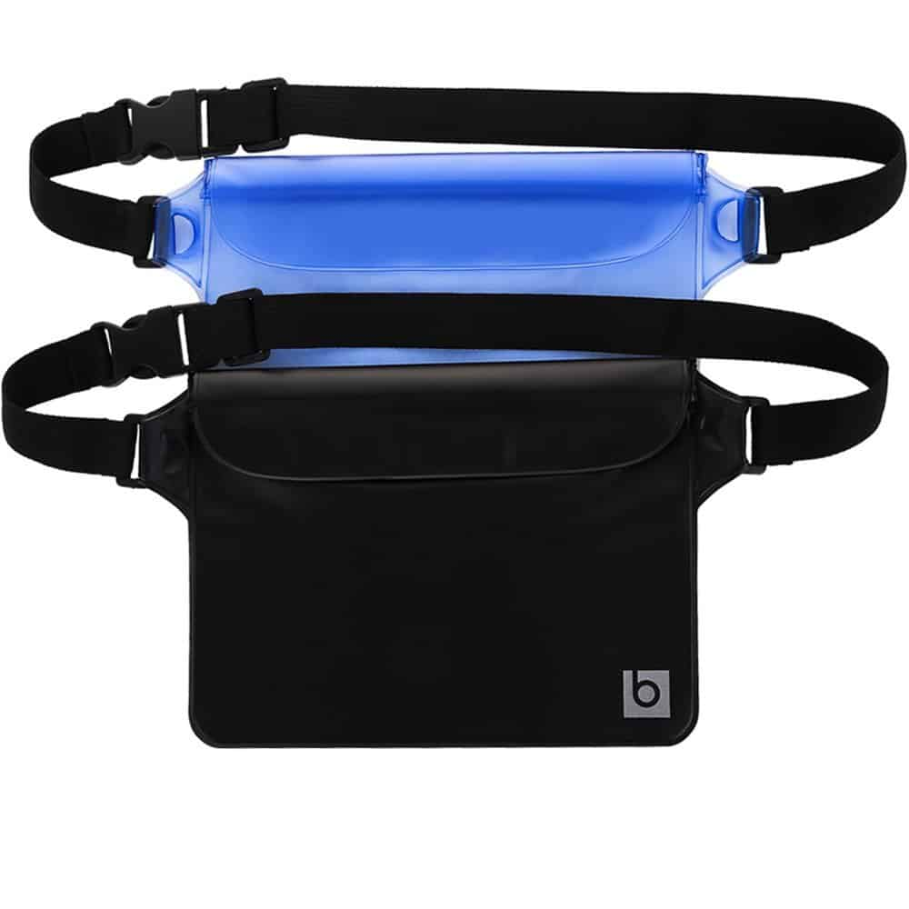 Waterproof Pouch with Waist Strap