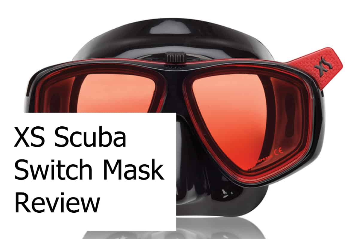 XS Scuba Switch Mask Review