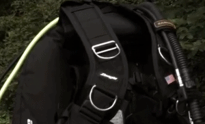 Zeagle Ranger Buoyancy Control Device for Divers