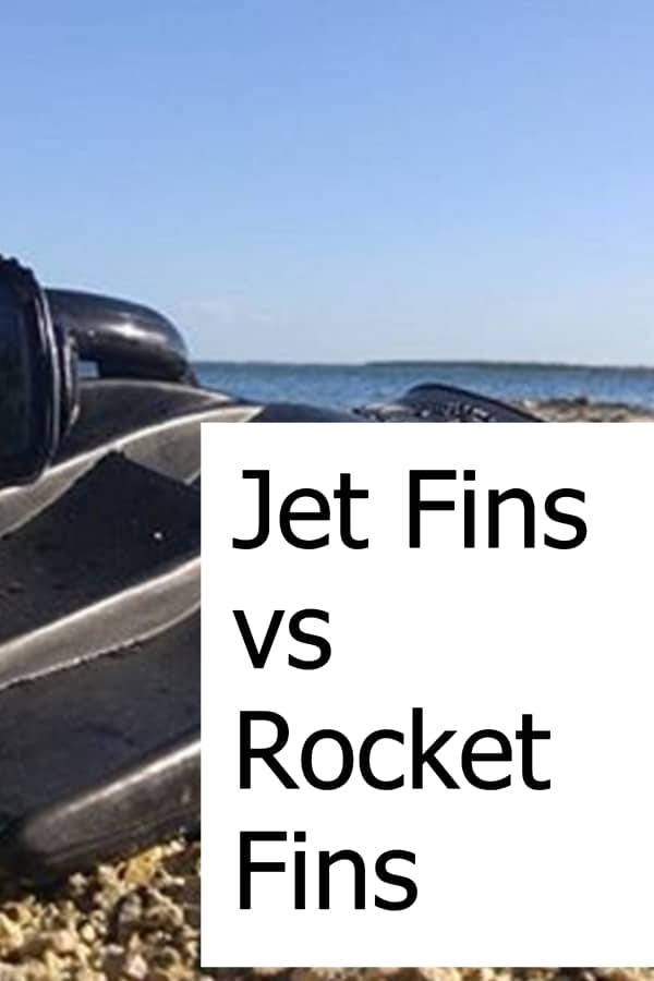 Rocket FIns vs Jet Fins - Which are better?