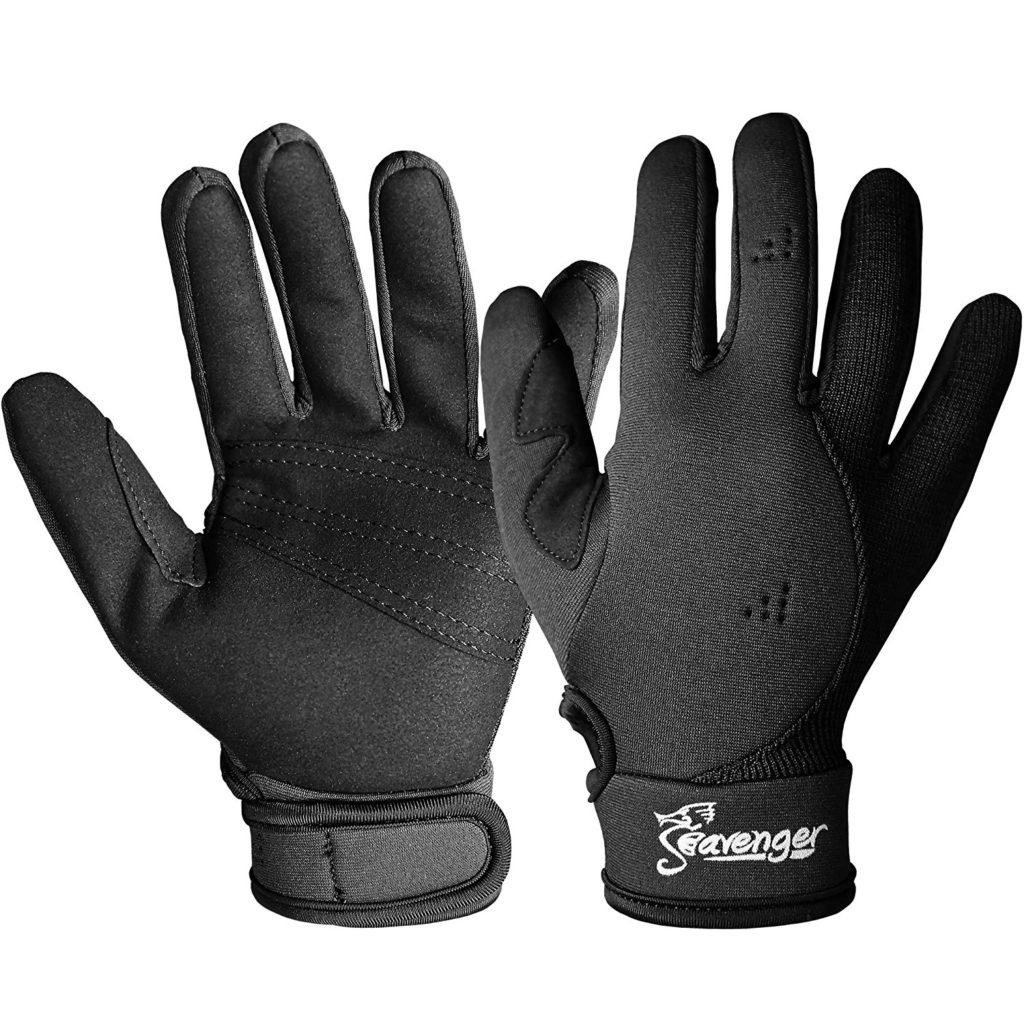 Seavenger 1.5mm Mesh Reef Water Sports Gloves