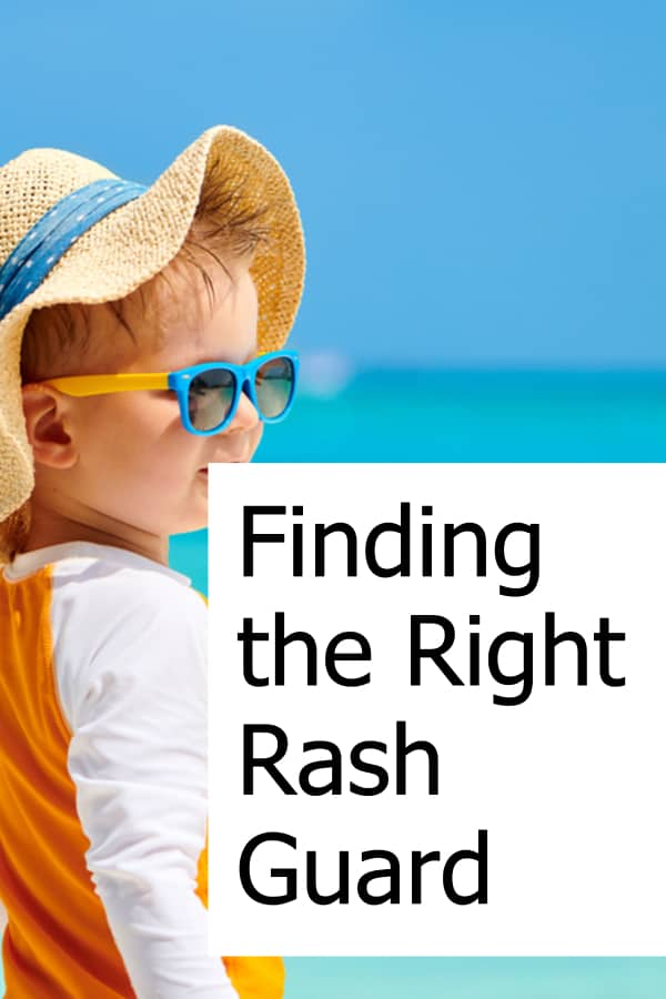 Tips to help you find the right and best rash guard