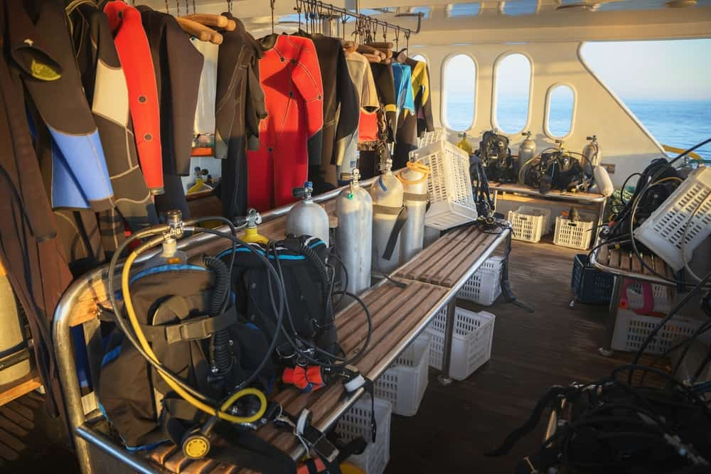 Reasons why you want to own your scuba dive equipment