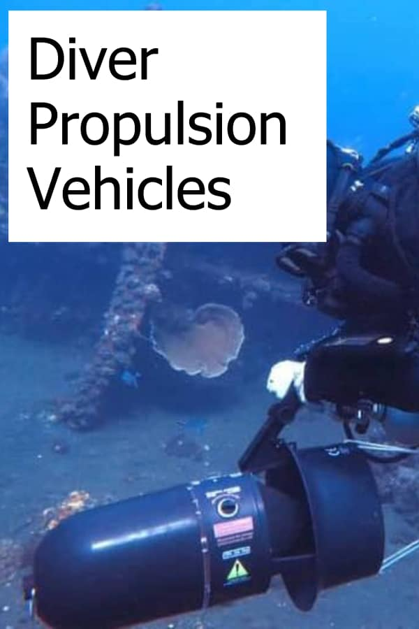What are Propulsion Vehicles for divers?
