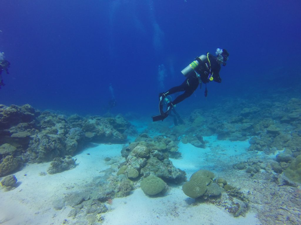 Is it save to fly after you dive?
