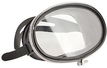 Oval Scuba Diving Mask
