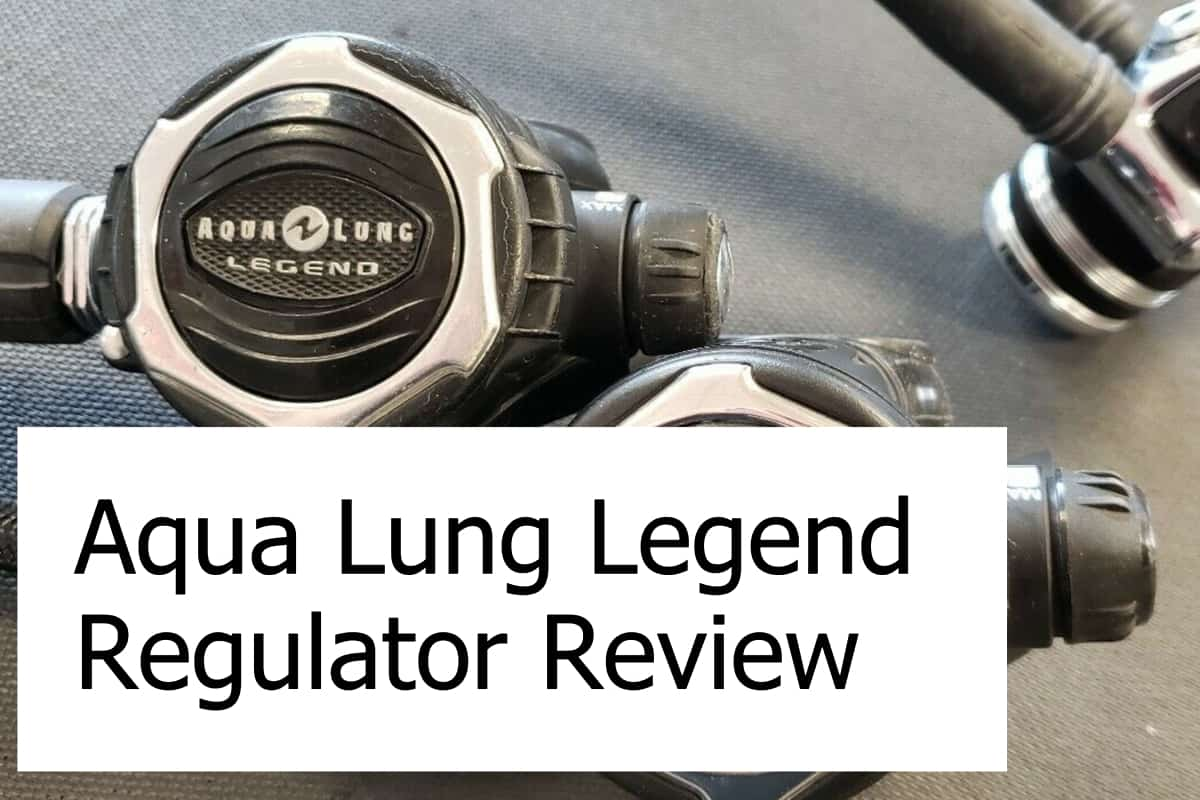 Review of the Legend LX, LUX, Glacia and Octo Regulator from Aqua Lung