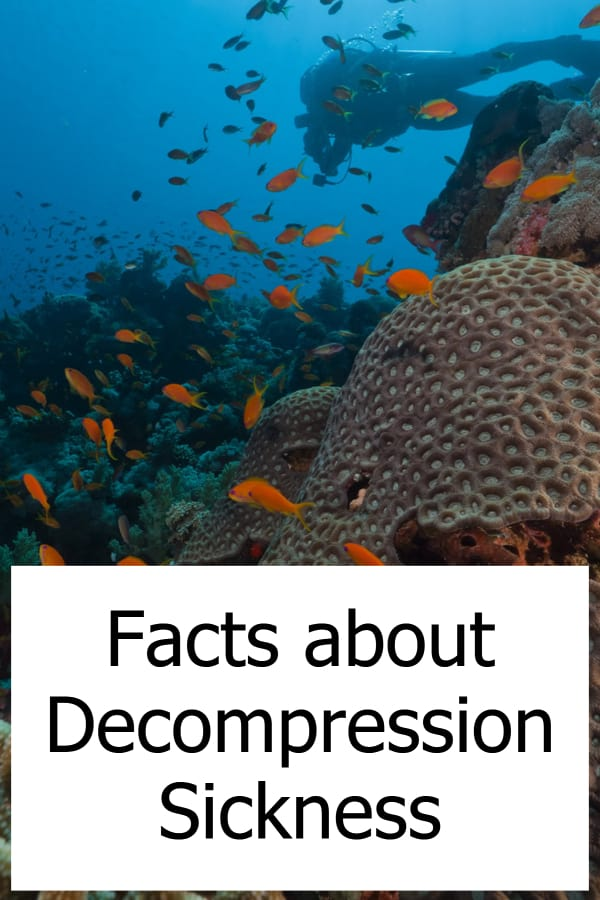 Decompression Sickness - Facts about the Bends