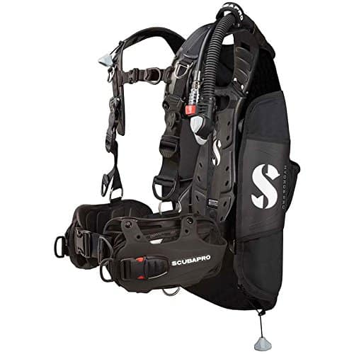 Scubapro Hydros Pro Back Inflate BCD