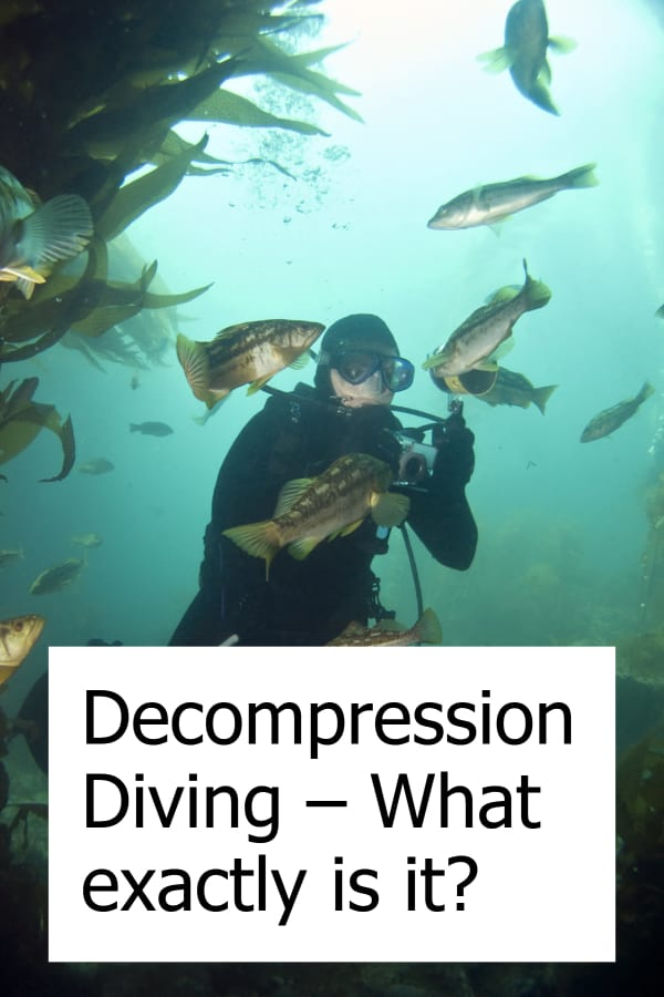 What is Decompression Diving? Is it something you should do?