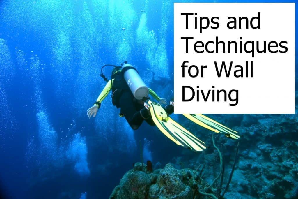 What are the best ways to wall dive - Techniques and Tips on safe wall diving