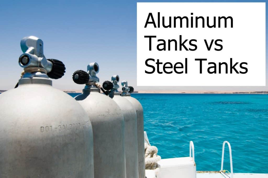 Comparing Steel and Aluminum Tanks - Which is better?