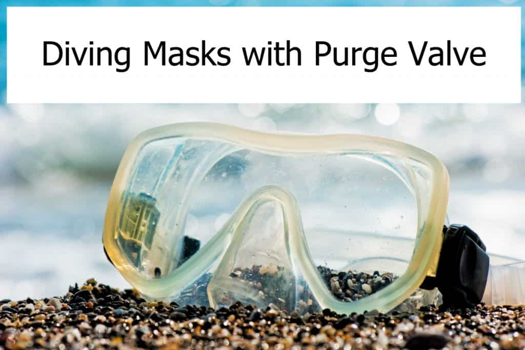Are Scuba Dive Masks with purge valves worth considering? Are they good?