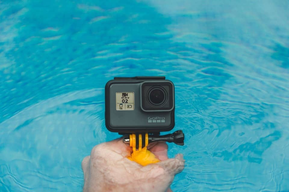 How Deep can you Dive with your GoPro camera