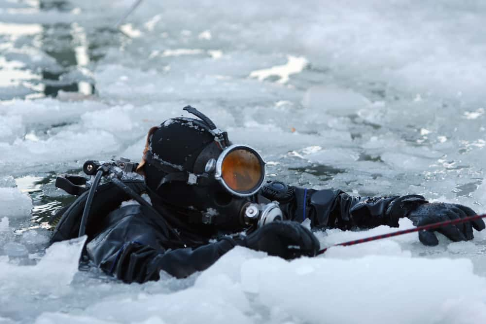 Diving in Ice - What do you need to know