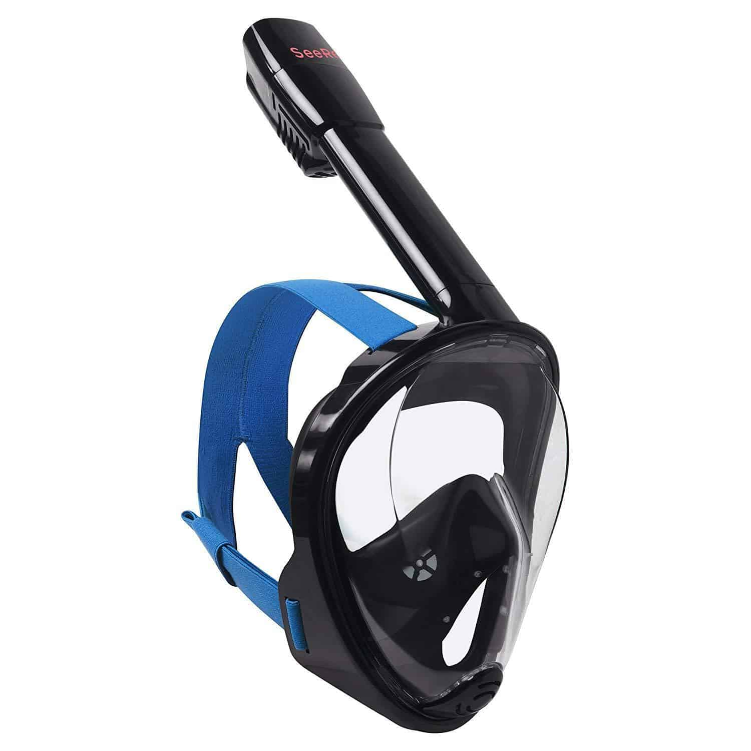 SeeReef Full Face Snorkel Mask