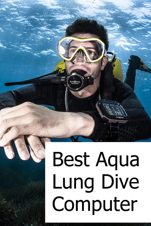 Which is the best dive computer from Aqua Lung?