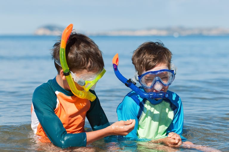 Snorkels for children