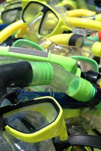 Diving snorkels - Can't you just dive with a really long snorkel?