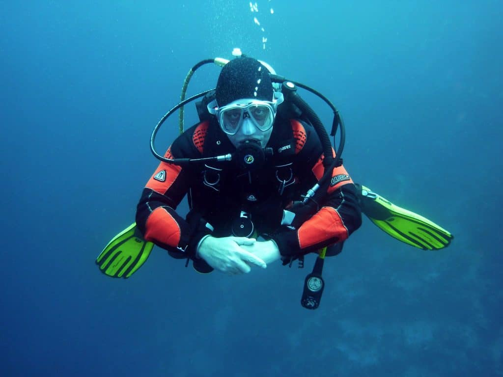Finding the best dive computer for beginners