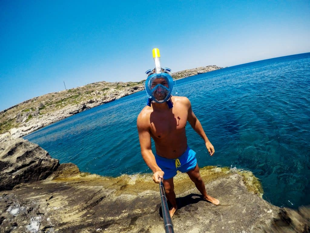 Best 180 Degree Snorkel Mask